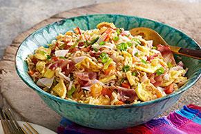 Chaufa-Style Rice