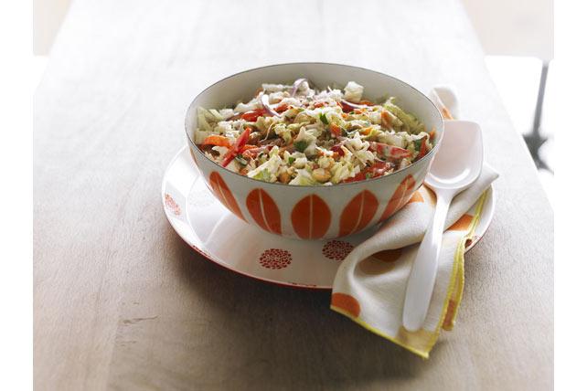 Salade de chou à la thaïlandaise Image 1