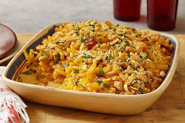Jalapeño Macaroni & Ham Bake Image 1