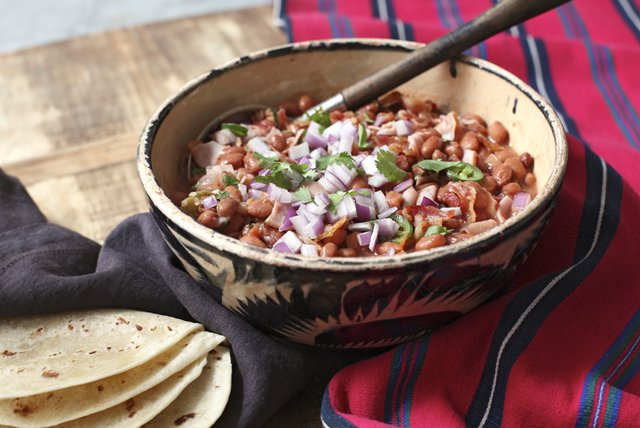 Charro-Style Beans Image 1