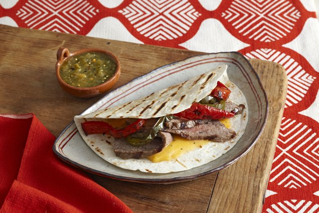 Grilled Steak Quesadillas Image 1