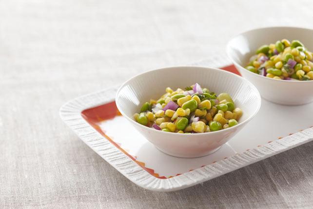 Salade de maïs et d'edamame Image 1