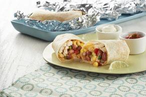 Ready-to-Go Burritos