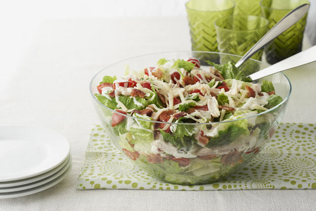 Chicken BLT Salad Image 1