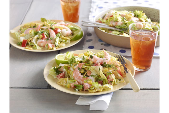 Southwestern Shrimp Salad
