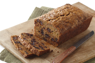 Chocolate Chip-Zucchini Loaf