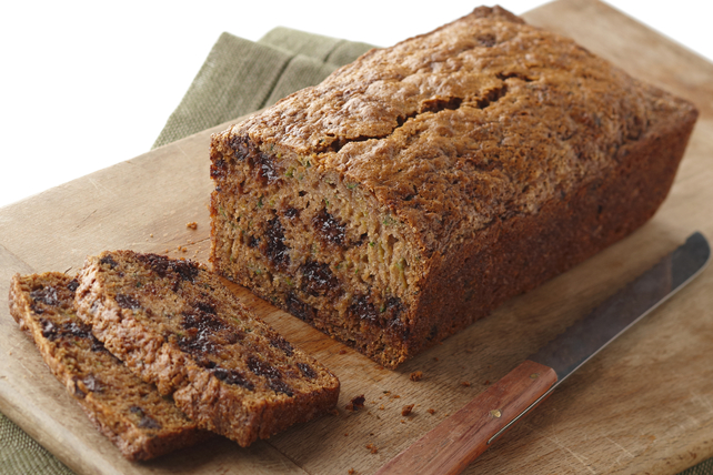 Chocolate Chip-Zucchini Loaf Image 1
