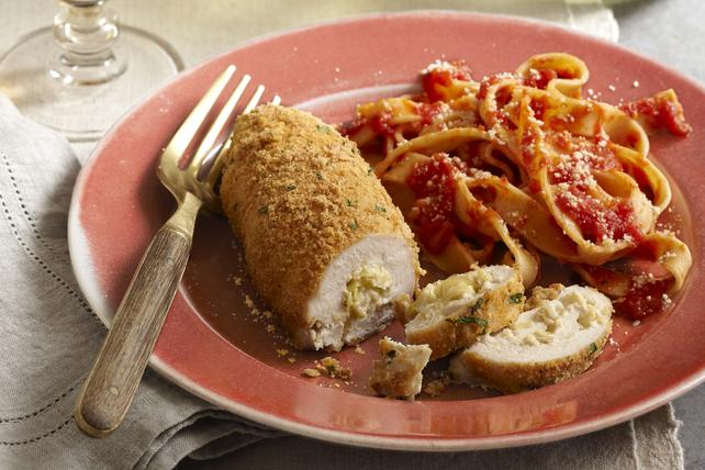 Artichoke-Parmesan Chicken Bundles Image 1