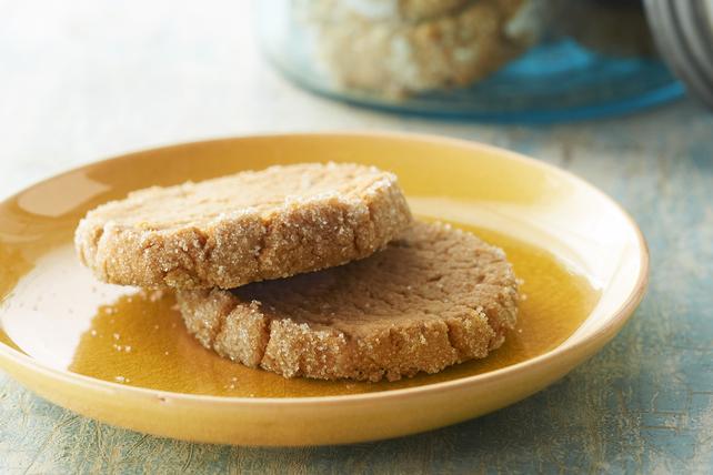 Biscuits au gingembre et au sucre Image 1