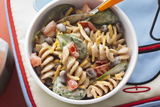 Taco Pasta Salad Image 1