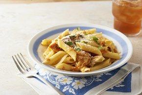 Chicken & Vegetable Cheesy Pasta