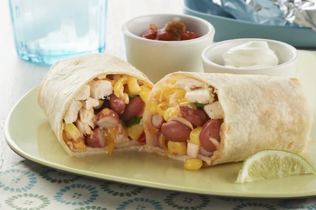 Burritos sur le pouce Image 1
