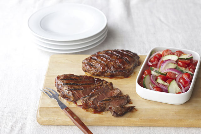 Grilled Southwestern Steak Image 1