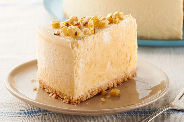 Cremoso pastel de helado y maíz dulce Image 1