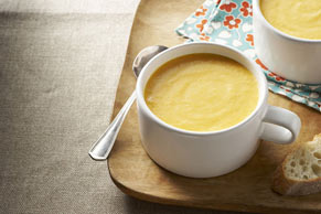 Carrot & Parsnip Soup