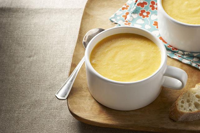 Soupe aux carottes et aux panais Image 1