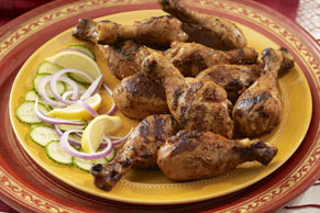 Indian Tandoori BBQ Chicken
