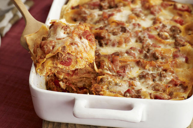 four-cheese-lasagna-126658 Image 1