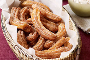 Cinnamon Churros