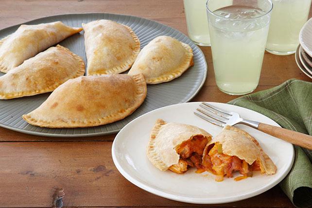 Cheese & Chicken Empanadas Image 1