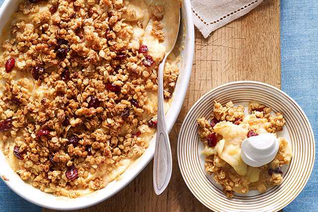 Quick Apple Crisp Image 1