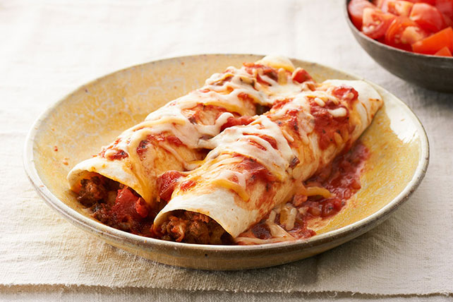 Quick & Easy Enchiladas Image 1