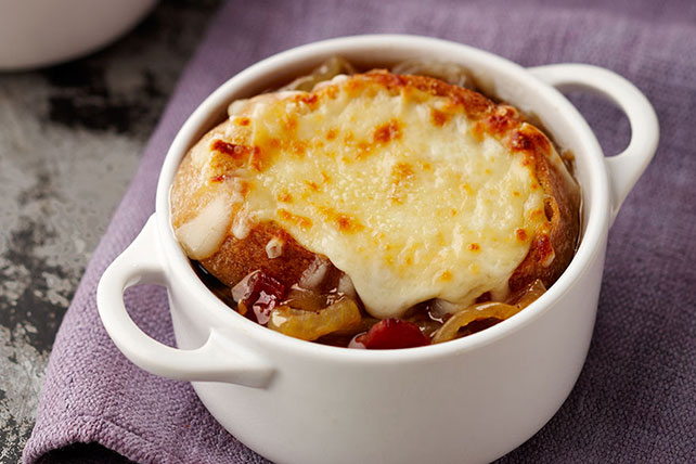 French Onion Soup with Bacon Image 1