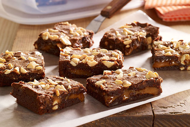 Sweet & Salty Brownies Image 1