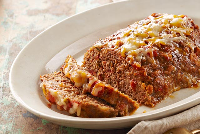 Smart-Choice Easy Mexican Meatloaves Image 1