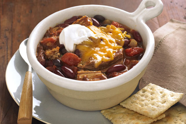 Pulled Pork Chili Image 1