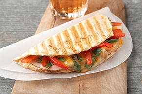 Southwest Chicken Panini