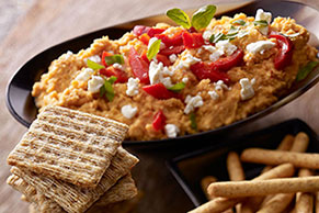 Chickpea and Feta Dip