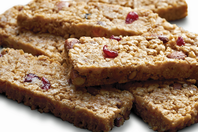 No-Bake Granola Bars Image 1