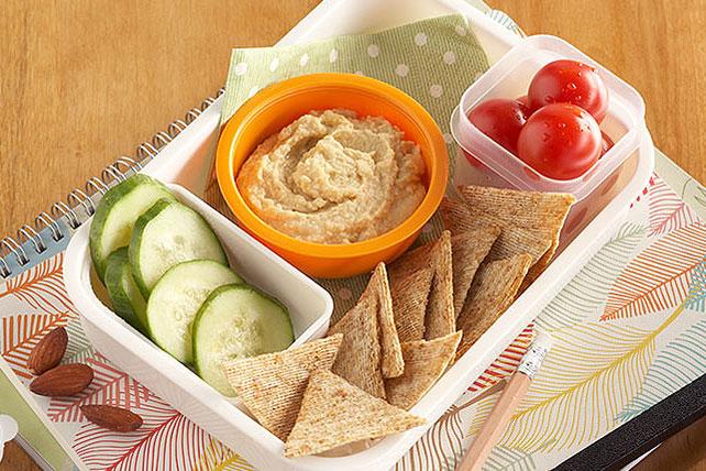 Bocaditos de humus Image 1