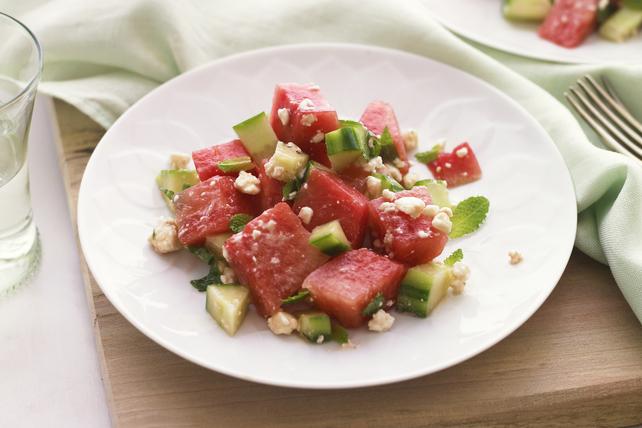 Salade de melon d'eau rafraîchissante Image 1