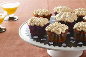 Gooey Brain Cupcakes