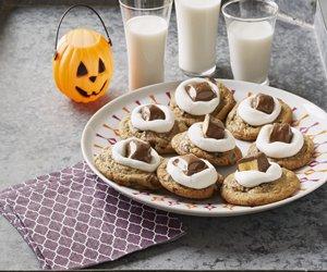 Oozing Eyeball Cookies