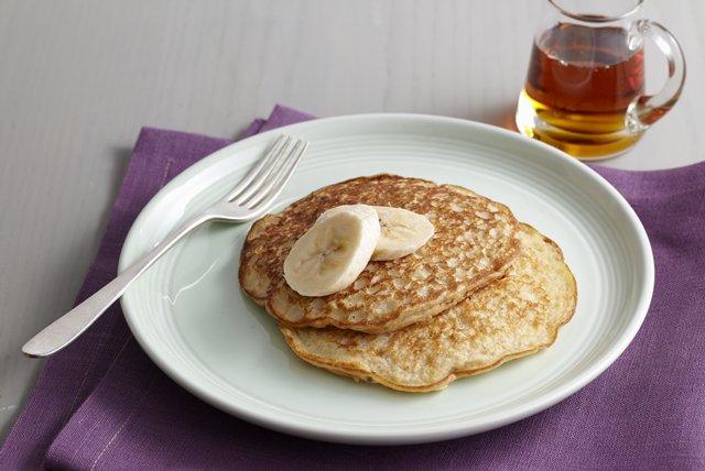 Banana Bread Pancakes Image 1