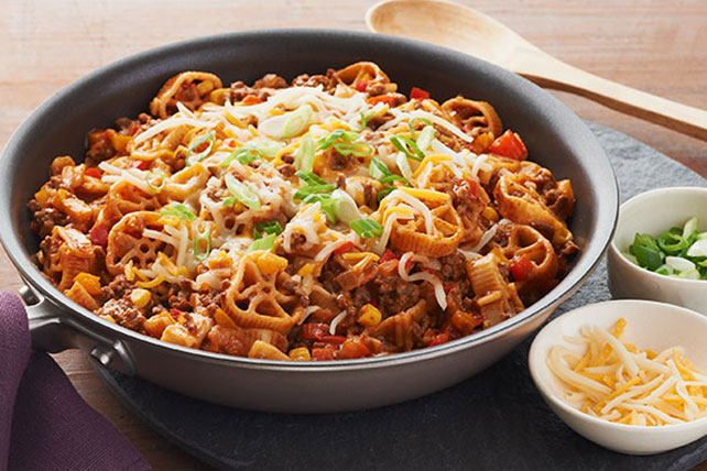 One-Pot Taco Pasta Image 1