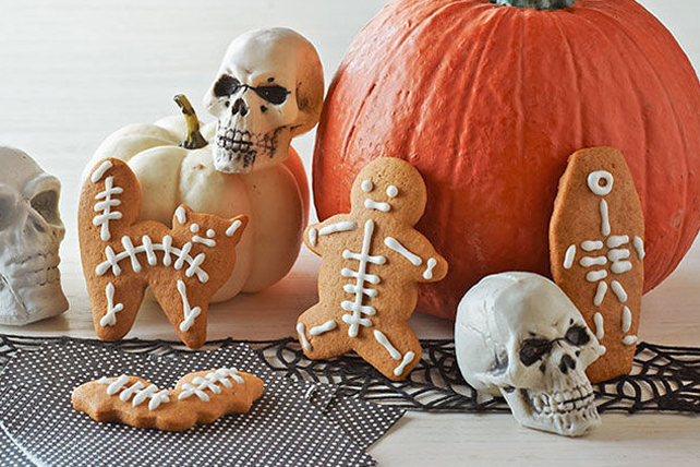 Biscuits squelettés Image 1