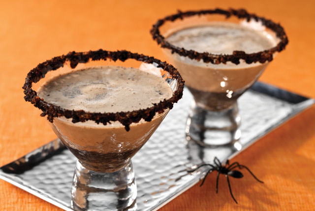 Sludgy Chocolate Martini Image 1