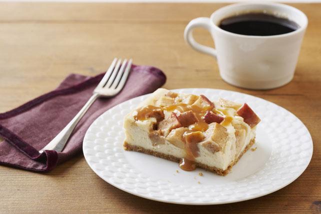 Caramel-Apple Cheesecake Image 1