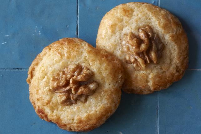 Biscuits aux noix de Grenoble Image 1