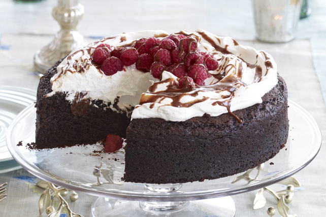 Double-Chocolate Treasure Cake Image 1