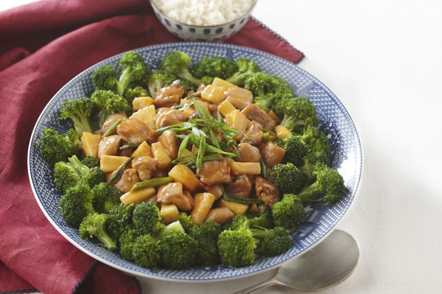 Poulet Kung Pao Image 1