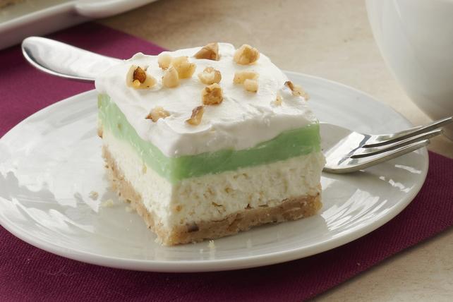 Pistachio Layered Dessert Image 1