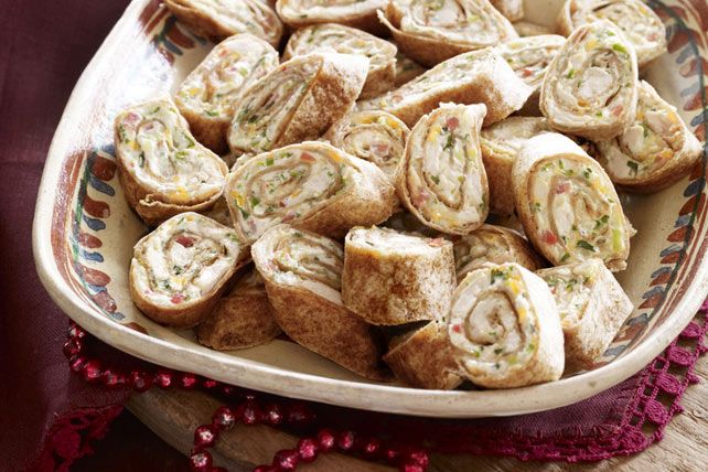 Baked Mexican Pinwheels Image 1