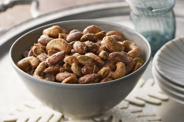 Noix aux agrumes et aux épices Image 1