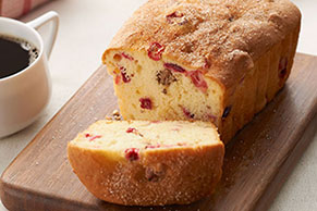 Cranberry-Nut Bread Minis