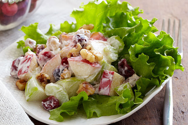 Apple-Cranberry Salad Image 1